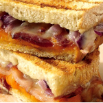 Bacon Sandwich is cure for a hangover