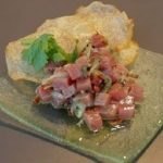 Hawaiian-Poke-With-Ahi-Tuna-And-Truffle-By-Chef-John-Howie